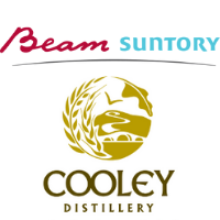 Image of the Beam Suntory and Cooley logos
