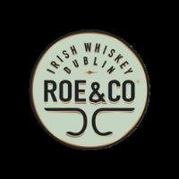 Image of the Roe & Co whiskey logo